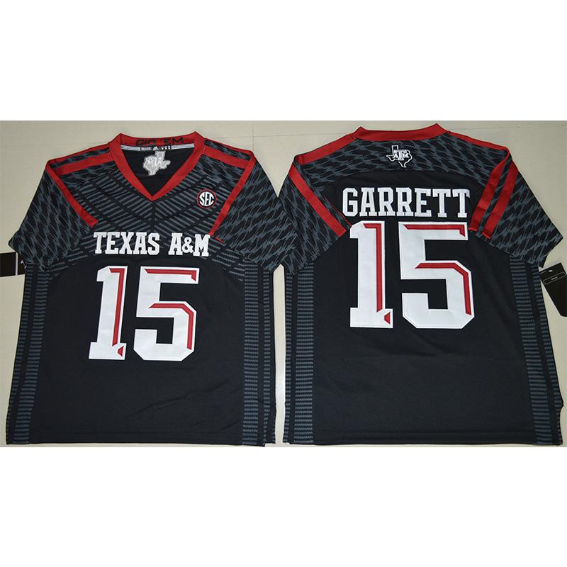 low priced f15cb f771b Mens Texas A&M Aggie Myles Garrett Stitched Name&Number American College  Football Jersey Size S-3XL