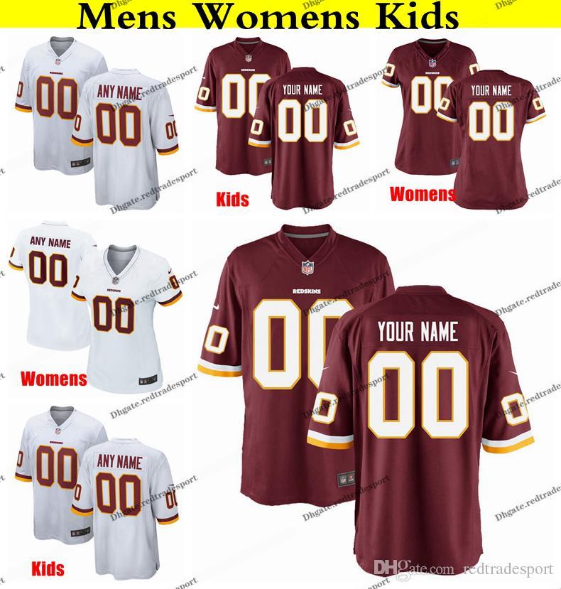 06da3c185d9 2019 Customize Washington Mens Womens Kids Redskins Dwayne Haskins Montez  Sweat Collins 44 Riggins 95 Payne 81 Monk 3 Hopkins Football Jersey From ...