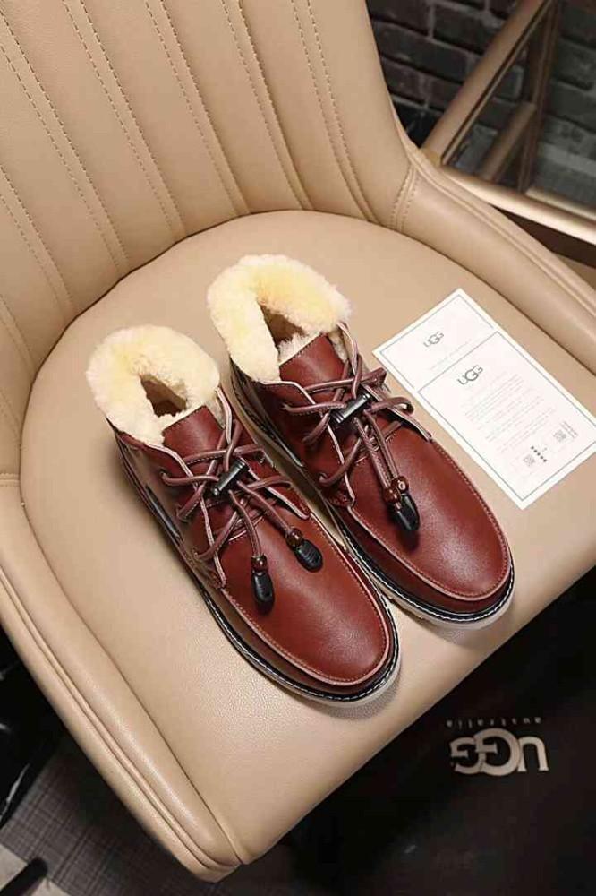 bd1c1ba8ca1 Wild Gaobang Men s Shoes Imported Original Cowhide Wool Lining ...