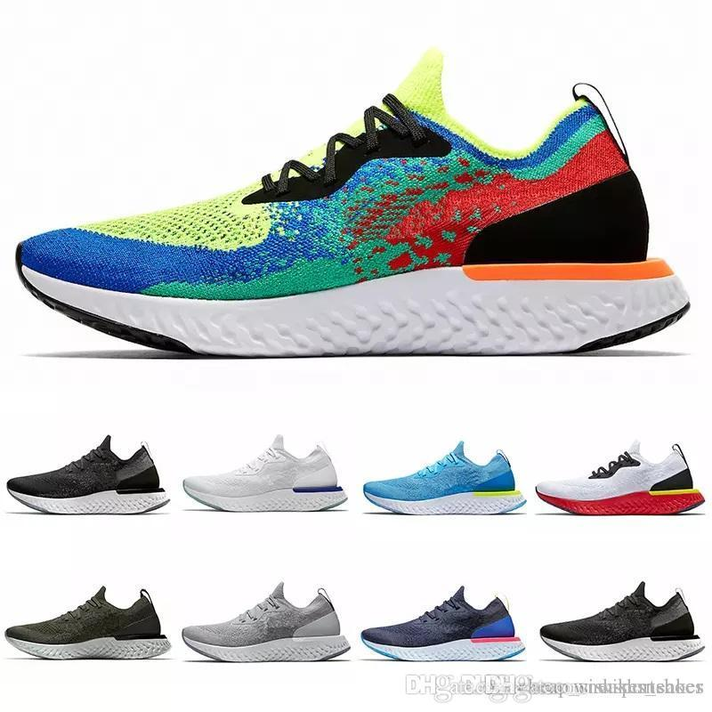 362fd27a037e 2018 Wholesale Zoom Epic React Foam Instant Go Fly Men Women Designer  Running Shoes Sneakers Sport Trainers Sports Shoes For Women East Bay Shoes  From ...
