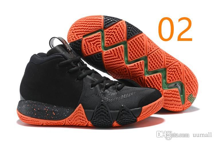 5985a89c641d Cheap Newest Sale Irving 4 Men s Basketball Shoes Designer Shoes  Multi-color Kyries IV Outdoor Casual Sports Sneaker Size Eur 40-46 Uumall