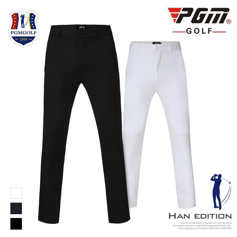 nuevo lanzamiento zapatillas buscar auténtico Nuevo invierno Hombre engrosamiento Golf Pant Pantalón largo PG-Golf PGM  Golf Hombre pantalones deportivos elásticos Tamaño XXS-3XL