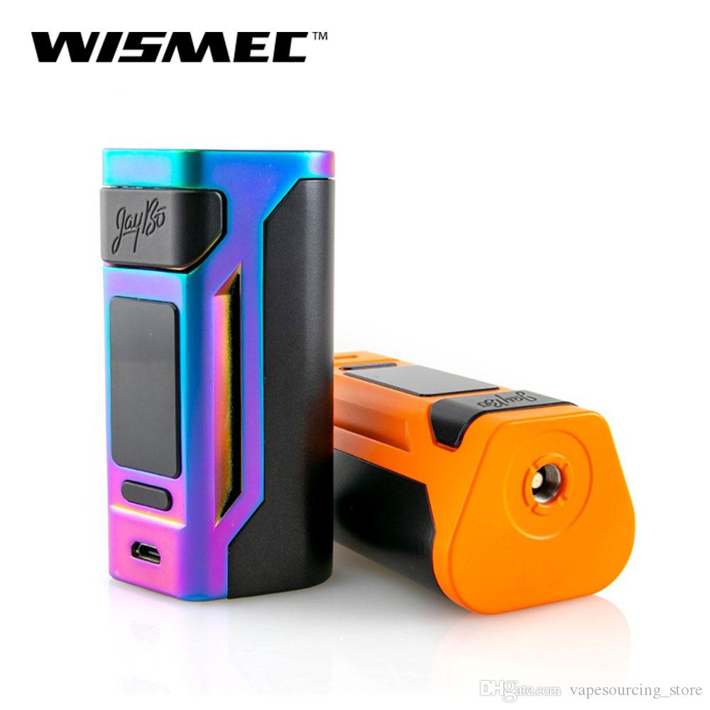 Wismec Reuleaux RX2 20700 Mod 200W TC Box Mod   Vapesourcing