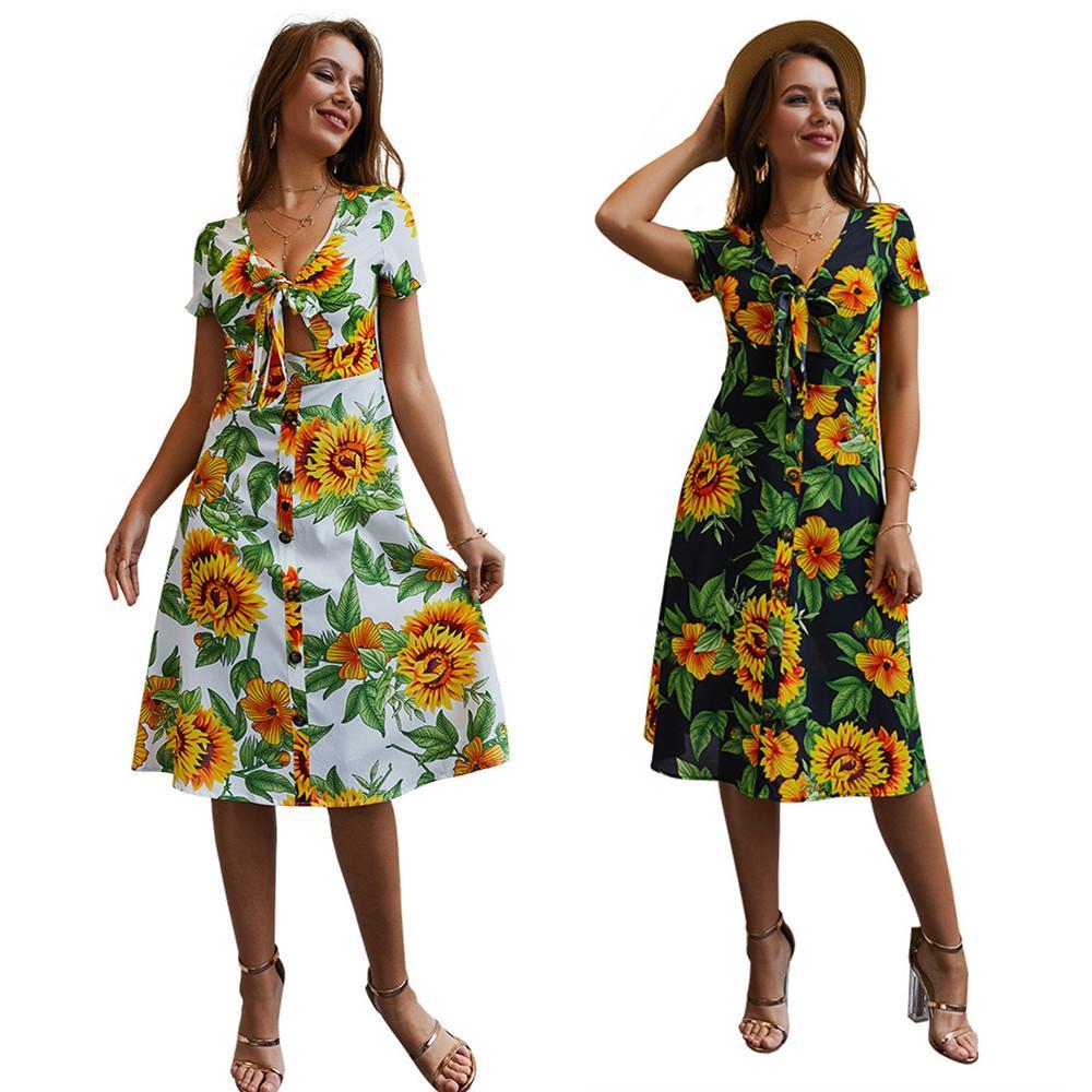 546a6943140f Dark Green Wrap Dress Plus Size – DACC