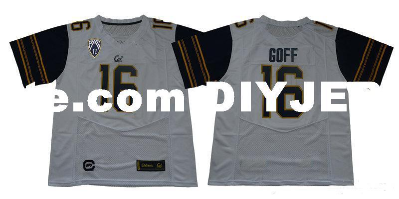 2019 Youth NCAA California Golden Bears Jared Goff Aaron Rodgers College  Football Jersey Stiched Kids Marshawn Lynch Cal Bears Jersey From  Diyjerseys 599886612
