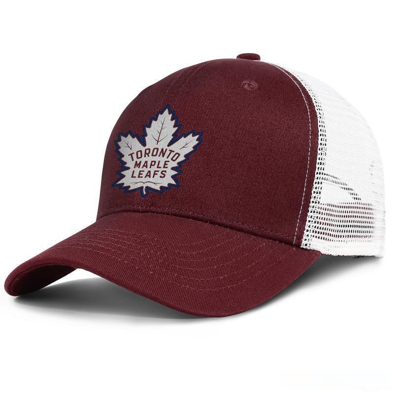 Luxury Mesh Trucker caps Men Women-Toronto Maple Leafs bule white designer cap snapback Adjustable Summer hats Outdoor