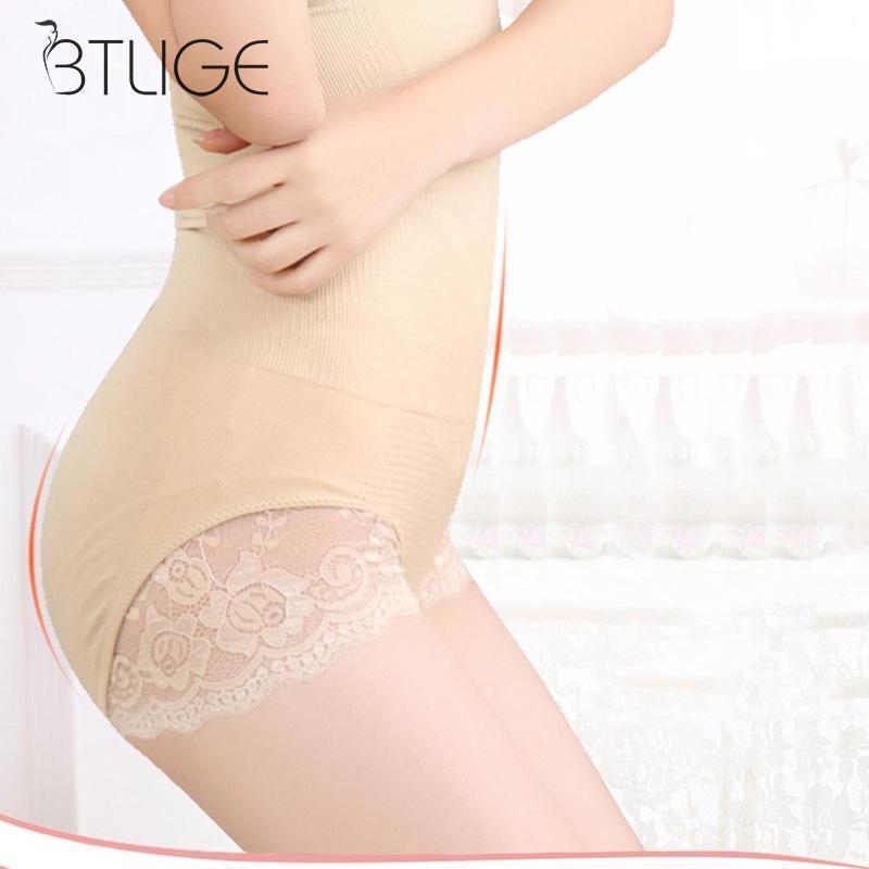 813594af4e46b 2019 Seamless Women Shapers High Waist Slimming Tummy Control Knickers  Pants Pantie Briefs Magic Body Shapewear Lady Corset Underwear From  Xiatian4