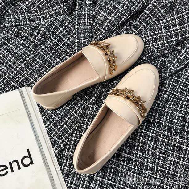 5b0e056cad4f New Arrival HOT Sale Women Loafers Slip On Moccasins Shoes Stars ...