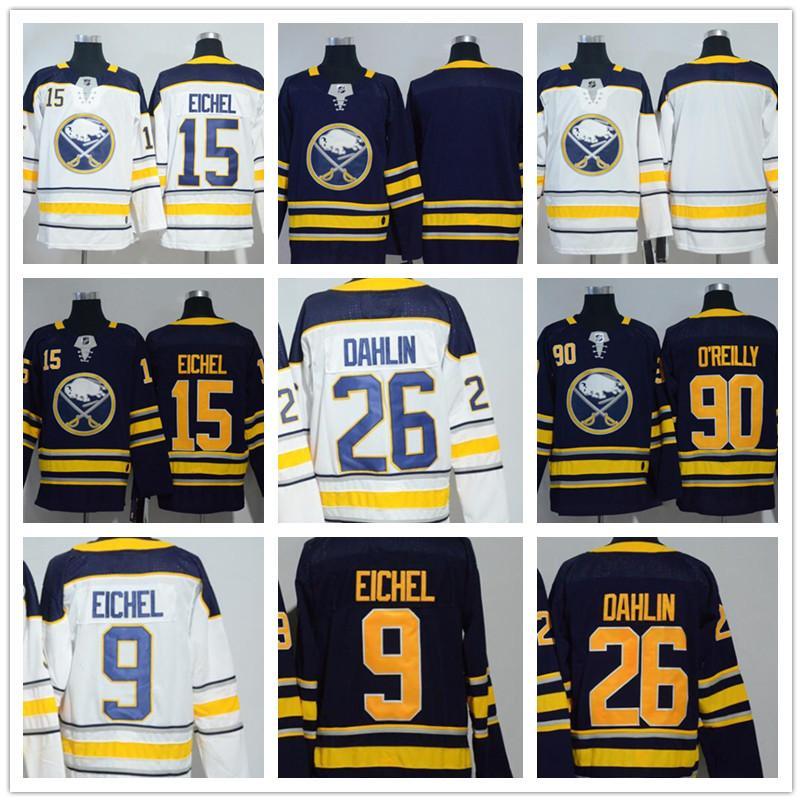 Mens Buffalo Sabres 9 Jack Eichel 26 Rasmus Dahlin 15 Jack Eichel 90 ... c560f2867