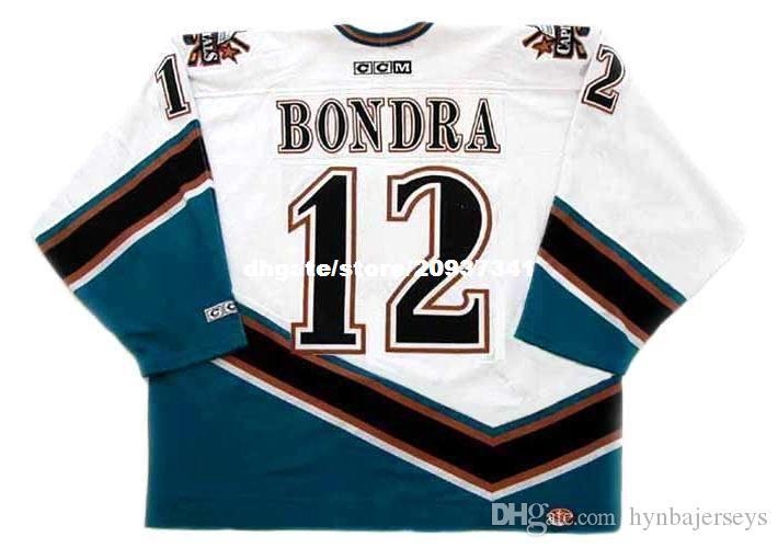 02857e97ee3 2019 Wholesale Mens PETER BONDRA Washington Capitals 1998 CCM Vintage Home  Cheap Retro Hockey Jersey From Hynbajerseys