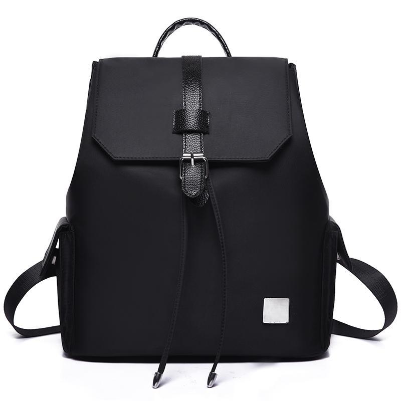 868949f6306 School Backpack For Teenage Girl Mochila Feminina Women Backpacks Nylon  Waterproof Casual Shoulder Bags Bagpack Female Sac A Do