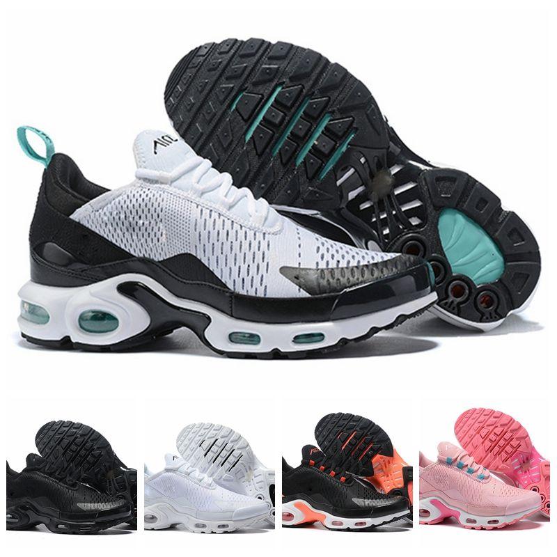 c89bdc32b3 2019 Top Cheap Mens Womens Shoes Green TN Ultra Sports Requin Sneakers  Caushion Running Tns Shoes 36 45 Best Womens Running Shoes Running Shoes  Mens From ...