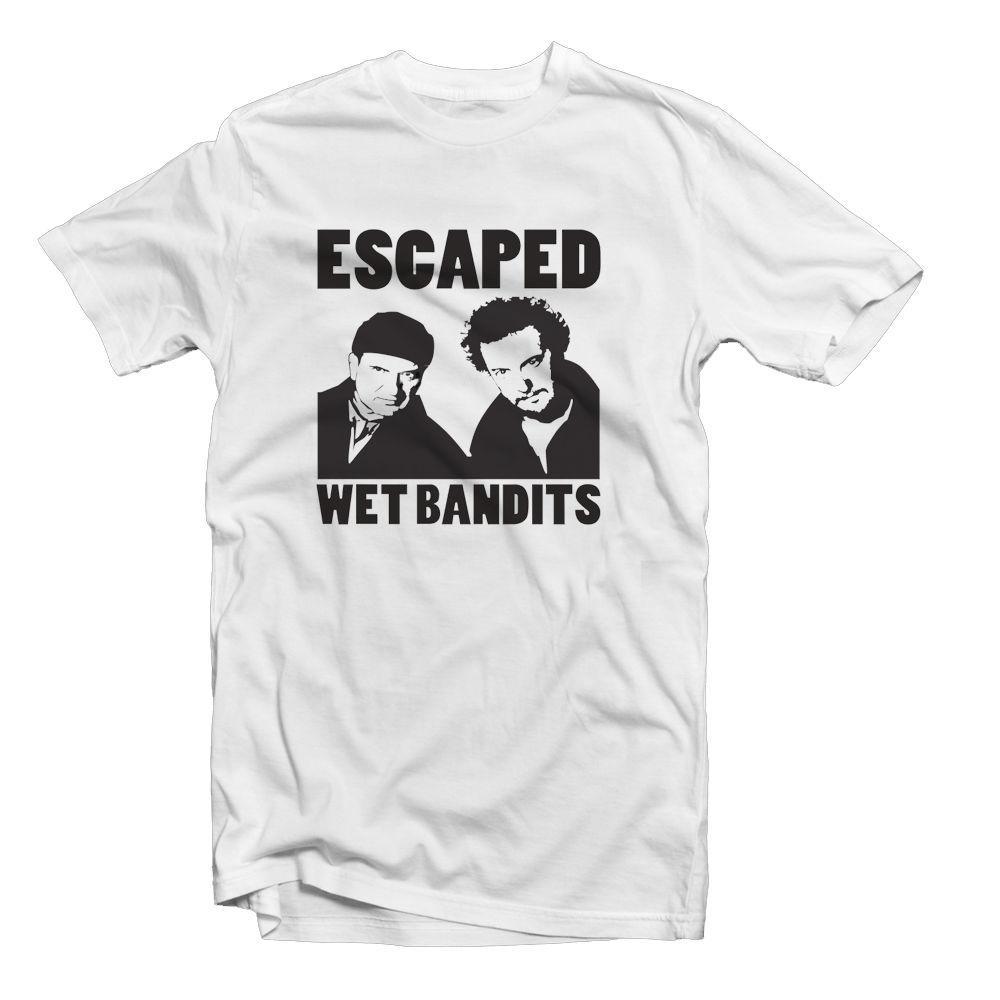 Home Alone The Wet Bandits Xmas Christmas T Shirt Mens Womens Kids
