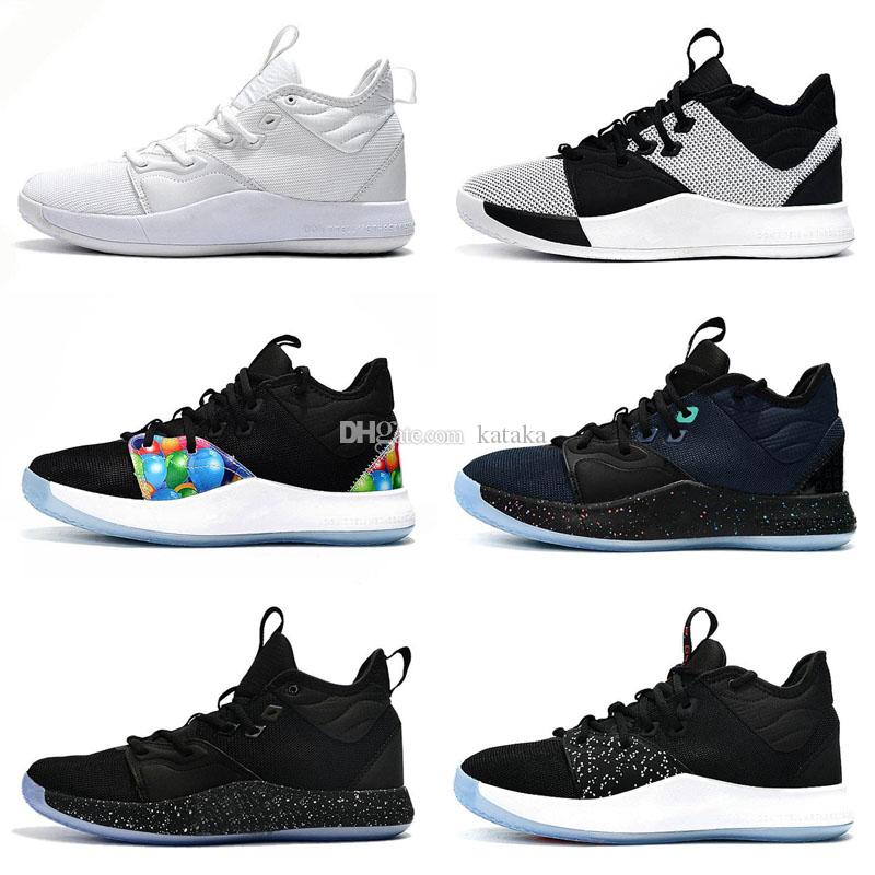 best service cbcd2 b8897 2019 High quality Paul George PG 3 x EP Palmdale PlayStation Mens  Basketball Shoes for Cheap USA Designer PG3 3s Sports Sneakers Size 40-46