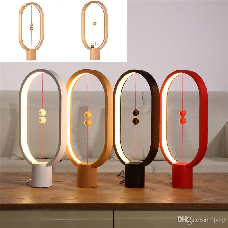 Heng Cadeau Balance Home Lumière Usb Decor Chambre De Alimenté Bureau Lampe Led Allocacoc Nuit Roman Noël W2IEHD9Ybe