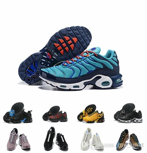 watch f1e60 0de51 Chaussures Tn Ice Blue Drake Homme Tn 2019 World Cup Tn Plus SE QS Running  Shoes For Mens Size Us 7 12 Running Spikes Track Shoes From Run sport, ...