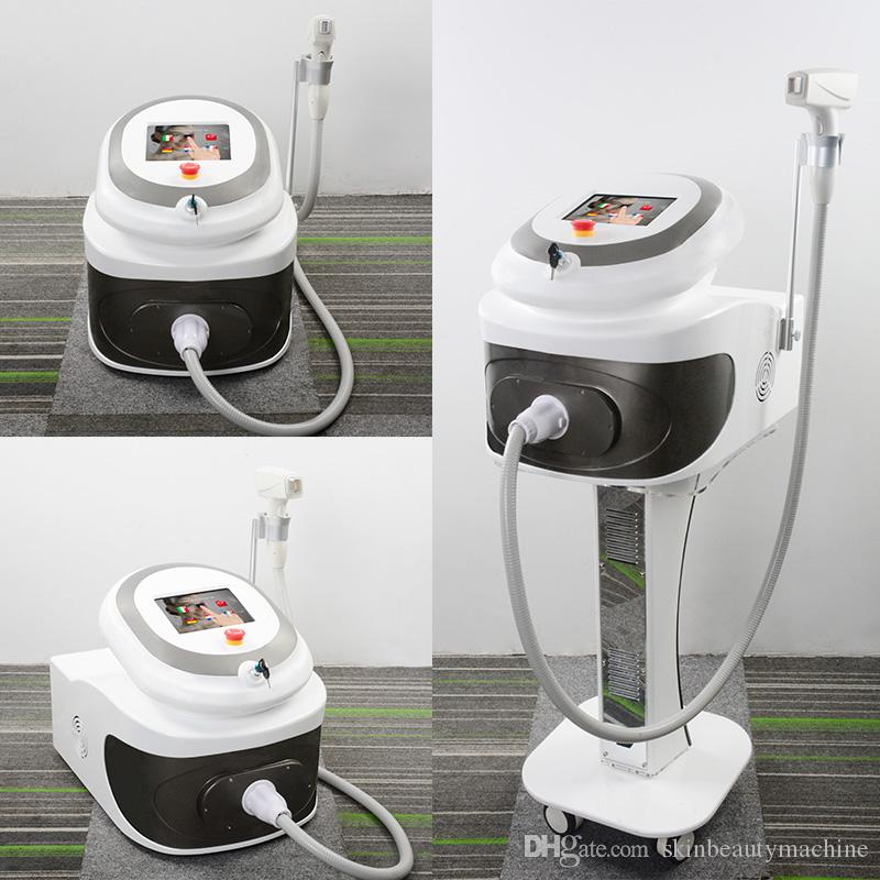 2019 New Diode Laser Hair Removal Machine Spa Salon Use Tec