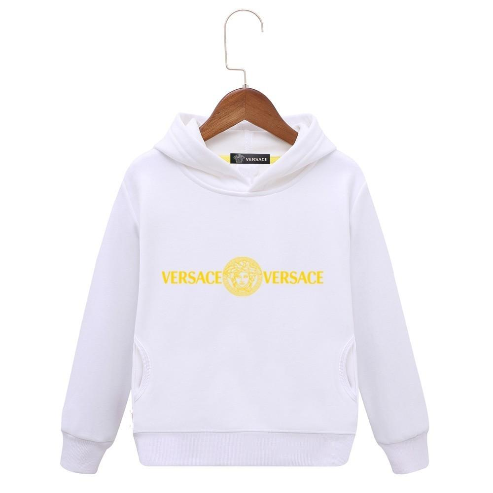 04020d1f592d 2019 Kids Brand Hoodies Parenting T Shirts Sleeve Head Sweater Customized  Loose Coat Class Group Clothes Shirt Baby Clothing From Mogge