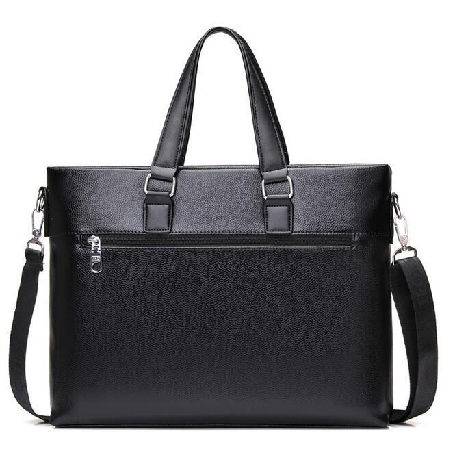 7c08944f5f 08260516 Yesetn Bag Men Fashion Business Tote Bag Shoulder Briefcase  Leather Satchels Business Bags For Men From Derrick87