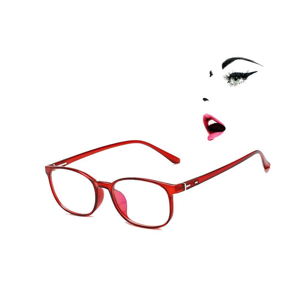 058a331718711 Compre Red Glasses Frame Para Lady Trendy Óculos De Plástico Para As  Mulheres Super Light Frames Menina Confortável Vestindo Experiência 11734X  De ...