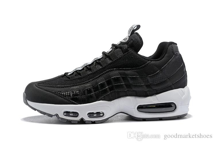 sports shoes 273f7 fefc9 Acheter With Box Nike Airmax 95 Air Max 95 ESSENTIAL 95 20th Anniversary  Neon Mens Running Chaussures Designer De Sport 95 Formateurs Hommes Zapatos  ...