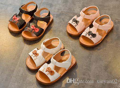 62b09505e6728 Acheter FLE Chaussures Pour Enfants Sandales De Plage Pour Bébés Sandales  Cool Pour Garçons Et Filles Dans Le Style De  32.87 Du Xieyan02