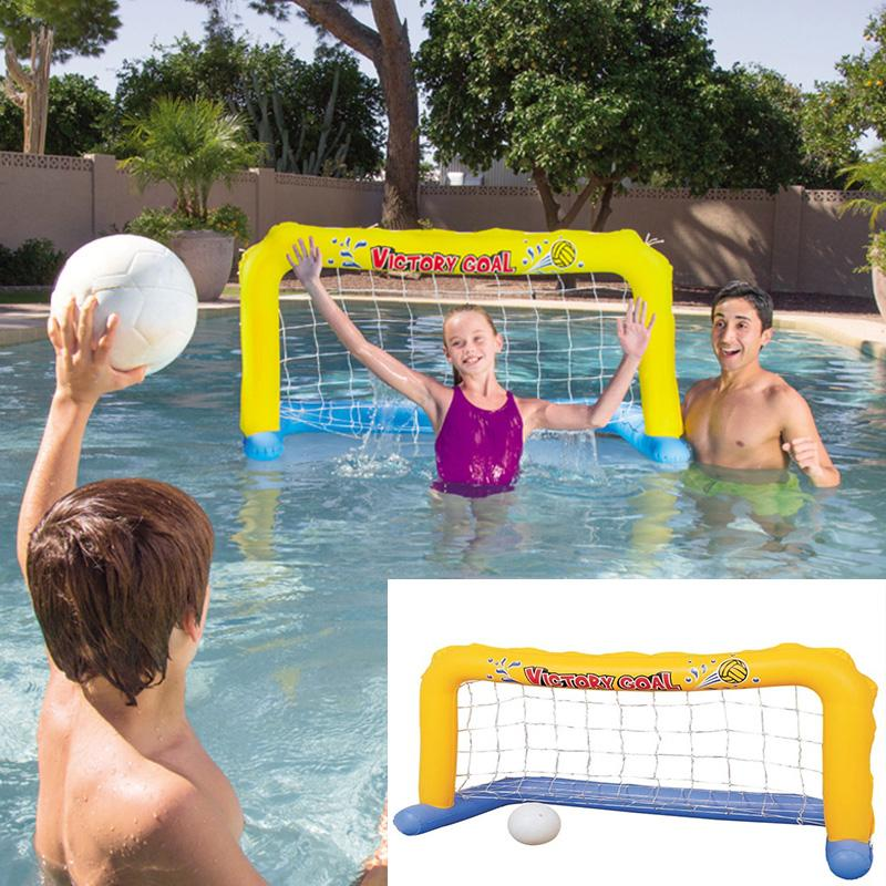 2019 Inflatable Swimming Pool Toys Football Volleyball Basketball ...