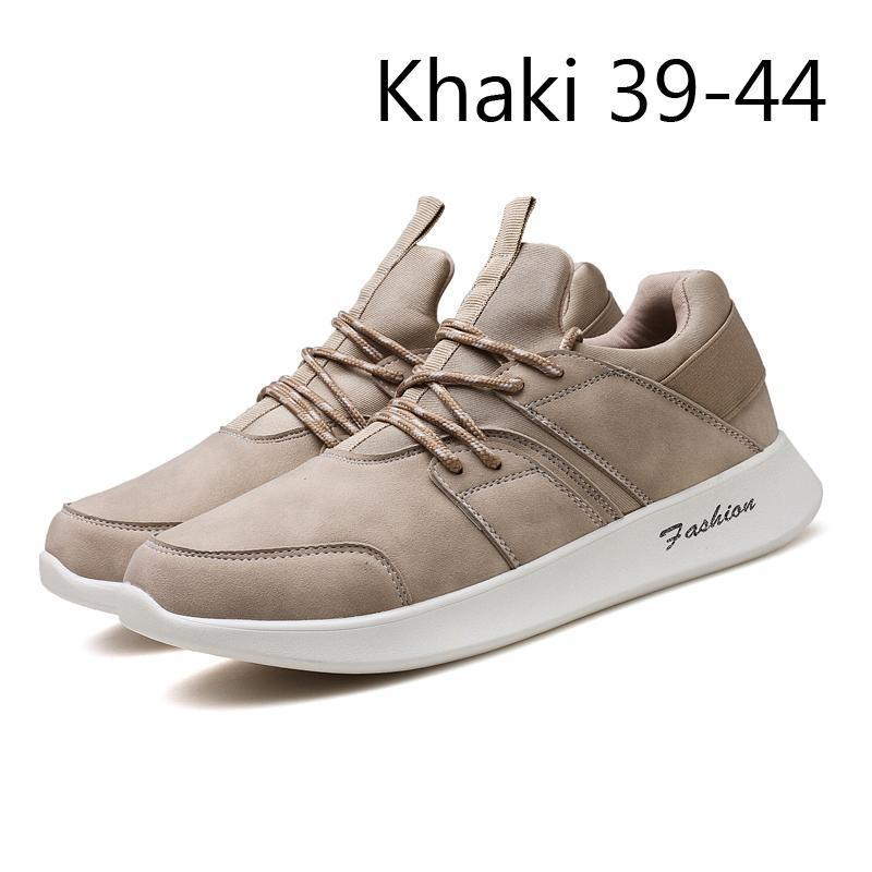 Cheap 2019 Men Casual shoes Sale New Style Women Outdoor Casual Leather Canvas Shoes Free Shipping A006