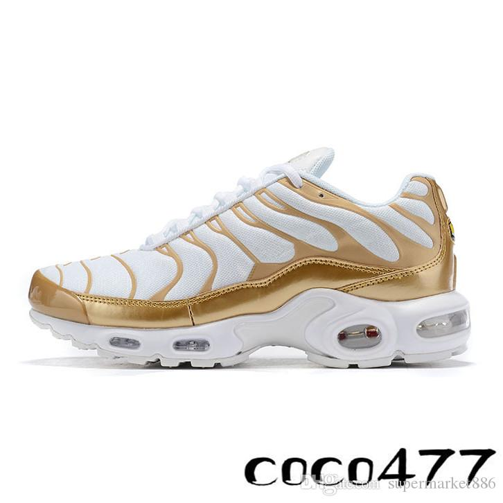 2019 neueste schwarz grün tn mercurial plus tn ultra se lauf shoes15 für männer frauen splitter gold orange chaussures athletic sports turnschuhe