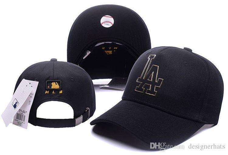 Wholesale Luxury Brand Designer Hats LA Letter CRIMES Snapback Hats C  Letter CSBL Men Women Gorras Planas Hip Hop 2018 Baseball Caps Black La Cap  Flexfit ... a8bbb5f9606c