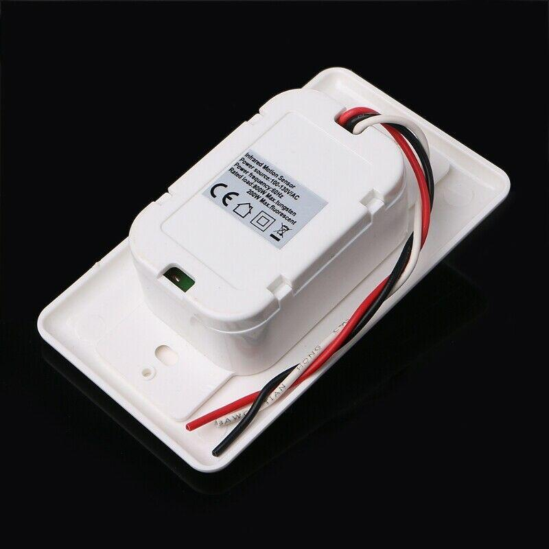 سمارت PIR اقتراح الاستشعار التبديل AC 85V - 230V راحة الأشعة تحت الحمراء للمراقبة السيارات تشغيل / إيقاف التبديل ستريت تحريض الجسم البشري الكاشف