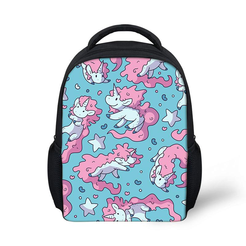 f79cfebefd 3D New Cute Cartoon Unicorn Horse Printing Color Backpack Causal Bags For  Youth Kid School Book Bag Boys Girl Children Backpacks Backpacks For Boys  Hype ...