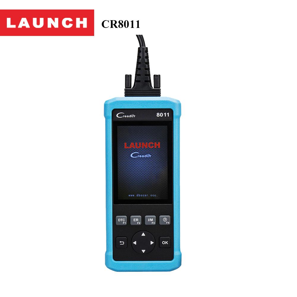 Launch CR8011 code readers reset Oil/EPB/BMS obd2 eobd car prog diagnosis  auto scannerr tool tuning of the car ABS/SRS system