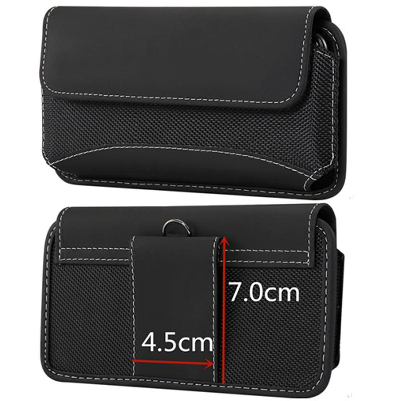 finest selection 17de9 20511 Universal Waist Pack Belt Clip Waist Bag for iPhone X Xs XR XS Max 6 7 8  case Pouch Holster for Samsung Note9 8 S10/S9/S8/S7/S6