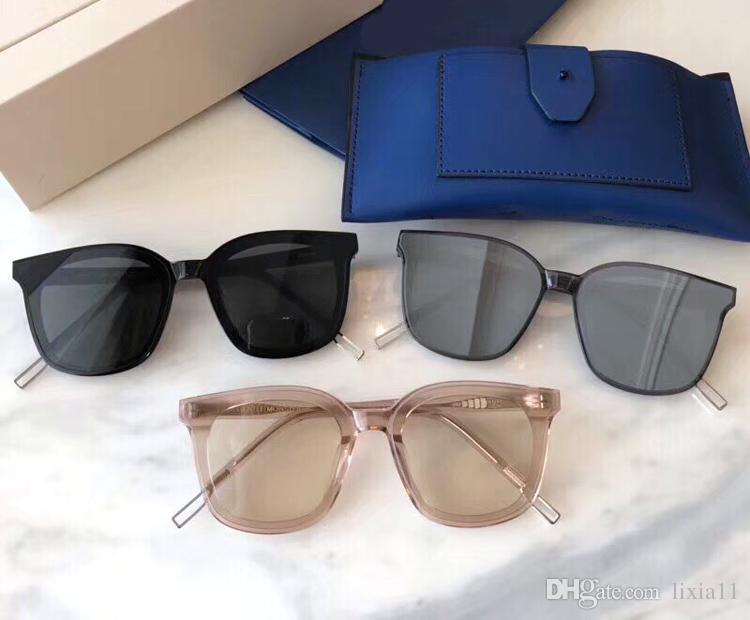 baa3c85fb77 Papas Brand Vintage Style Gentle Sunglasses Men Flat Lens Rimless ...