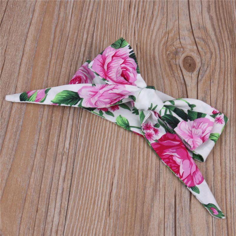 Floral Printed Lovely Girls Summer barboteuses manches du nouveau-né bébé Romper Jumpsuit Vêtements Bodysuit Tenues Sunsuit