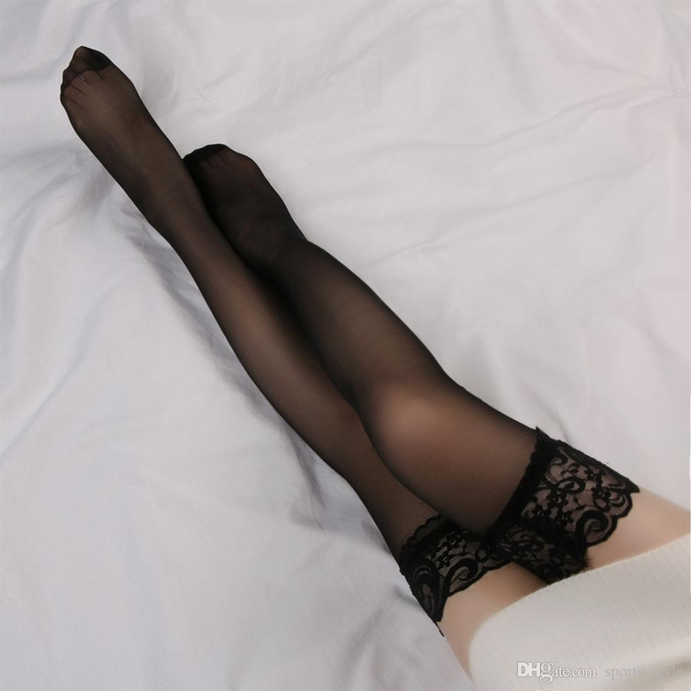 6b49680a58a Thigh High Stocking Women Summer Over knee Socks+Suspender Sexy girl Female Hosiery  Nylon Lace Style Stay Up Stockings Plus Size  419832