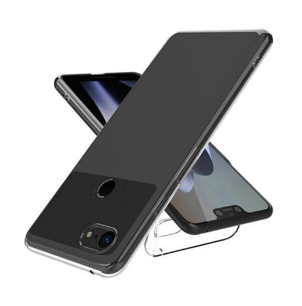 best authentic 1793b 5d6ba For Google Pixel 2/Pixel 2 XL/Pixel 3/Pixel 3 XL Case Slim Clear  Transparent Cover Soft TPU Silicon Phone Protective Shell Bag