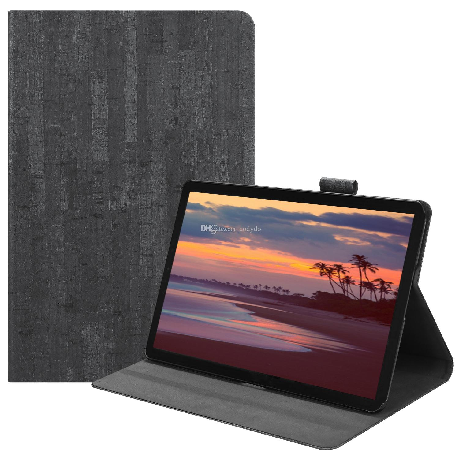 uk availability 3601e a6584 Samsung Galaxy Tab S4 10.5 Inch 2018 Case,Leather Smart Cover For Galaxy  Tab S4 10.5 2018