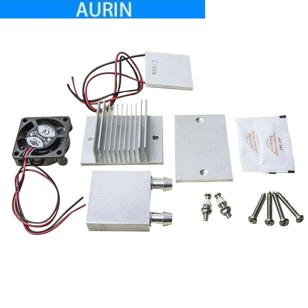 Kit Refroidisseur Effet Diy De 12706 Refroidissement Thermoélectrique Système Peltier 60w Par Tec1 À Module D Eau vm0wNOyn8