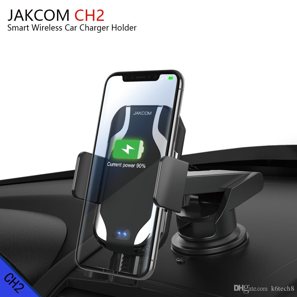 JAKCOM CH2 Smart Wireless Car Charger Mount Holder Hot Sale in Cell Phone  Chargers as motorcycle download mp3 song tablet case