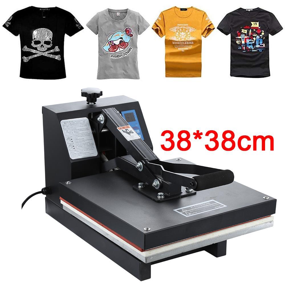 12c3d1380 15''x15'' t shirt high pressure heat press machine t shirt printer Digital  Heat Press T-shirt Transfer Sublimation Machine