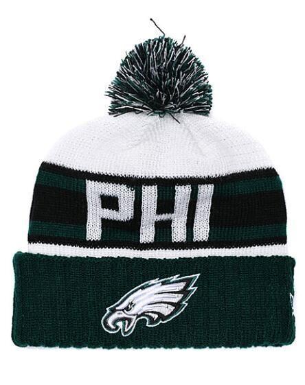 0bc8c7e62fb 2019 2019 Winter Eagles Beanie Skull Hats For Men Women Knitted Beanie Wool  Cuffed Knit Hat Bonnet Beanies Warm Hip Hop Cap From Hatscapswholesale