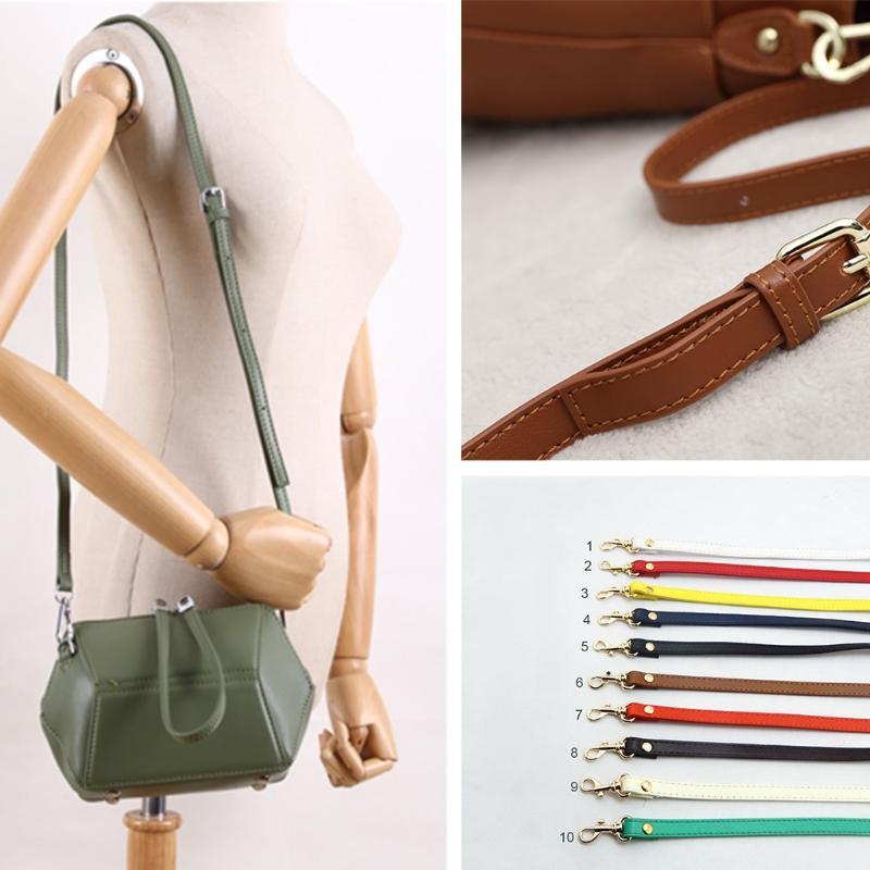 Luggage & Bags Pu Leather Short Bag Strap Replacement Messenger Handbag Handle Diy Bags Belt Accessories