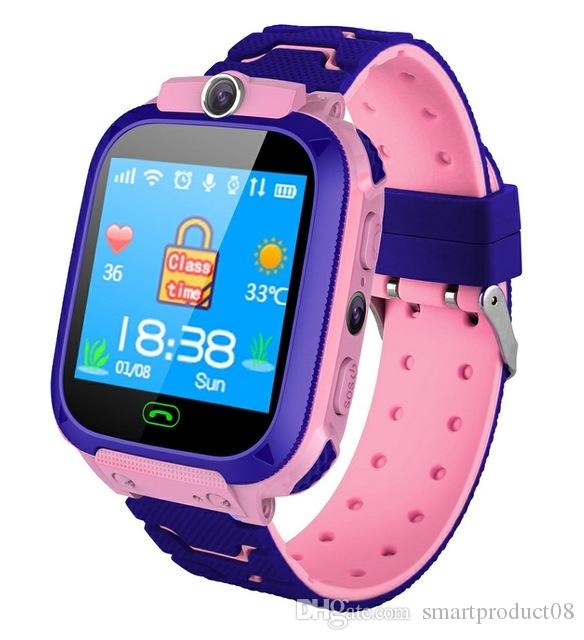 Smart Baby Watch Q90 WIFI Touch Screen GPS Tracker Smart Watch