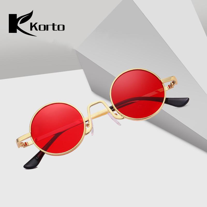 99aae36129 Retro 90S Women Sunglasses Round Hippie Sun Glasses Men Oculos Redondo Vintage  80S Circle Lens Zonnebril Dames Fashion Shades Vuarnet Sunglasses Bifocal  ...