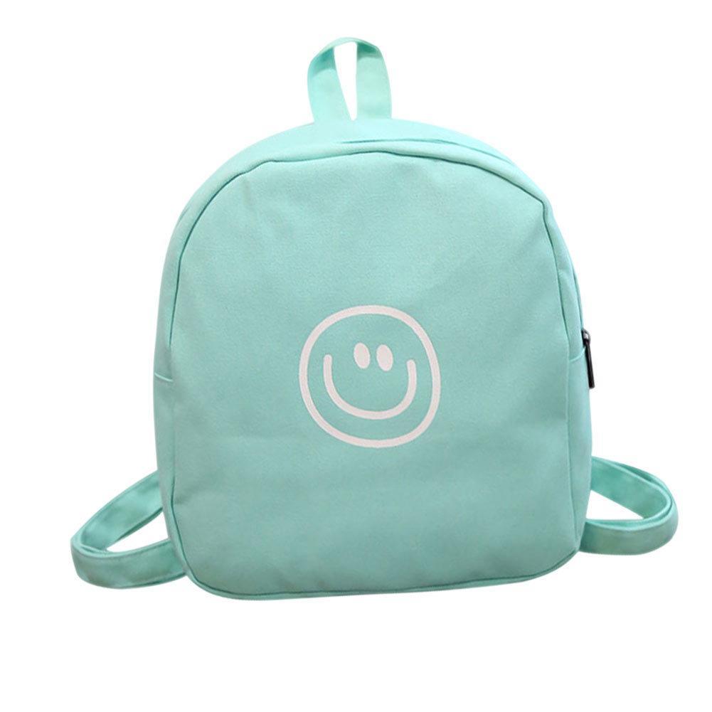 Simple Fashion Harajuku Women Mini Backpack Canvas Ladies Zipped Shoulder  Bag Girls Student School Bags Gifts Fa b Women Bag Designer Backpacks  College ... 9e26489d15d77