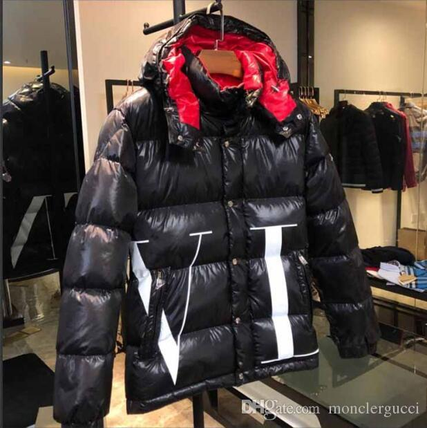 836c3165060 France Men Casual Down Jacket Down Coats Mens Outdoor Warm Feather ...