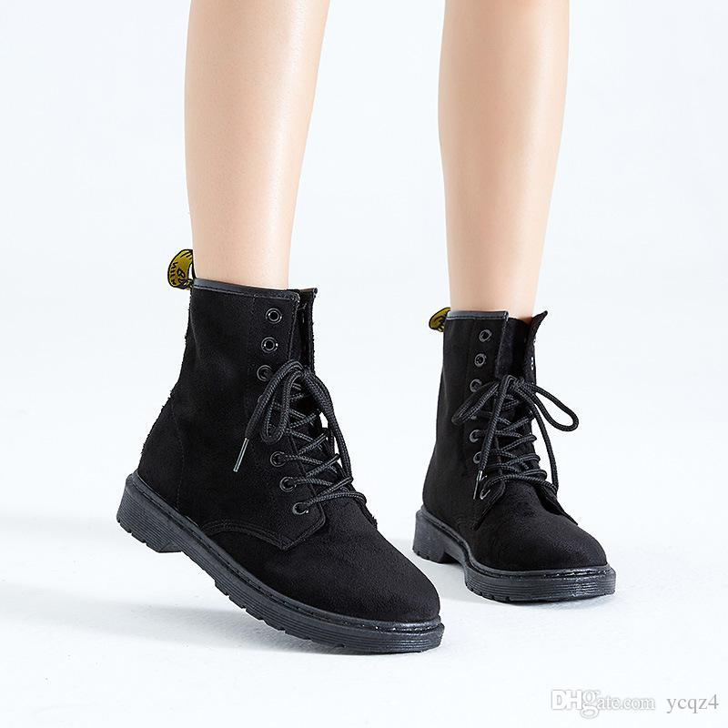 2bb5c391aad Women Shoes Brand Women Boots Lace Up Ankle Boots Lace Up Fur Boots Winter