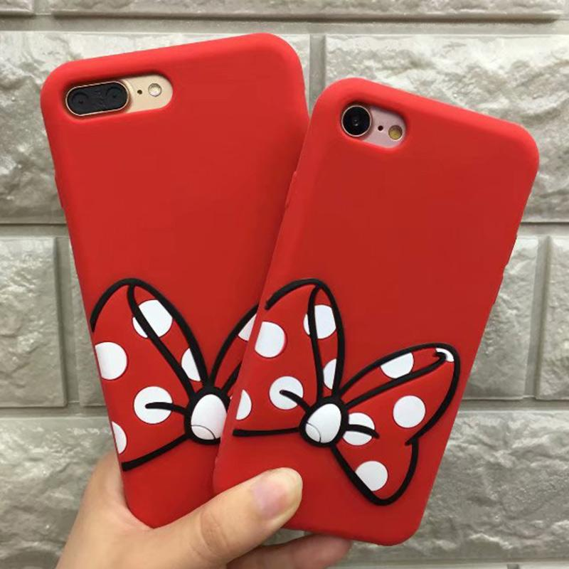 wholesale cute cartoon bow knots hands fashion design soft tpu phonewholesale cute cartoon bow knots hands fashion design soft tpu phone case cover for iphone x 6 s 7 8 plus free dhl shipping custom leather cell phone cases
